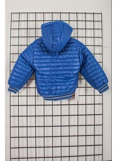 Else Else 2125 Erkek Çocuk Kaban Şişme Mont Çocuk Dış Giyim Lacivert